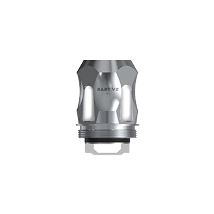 SMOK TFV8 Baby V2 A1 Replacement Coils (3 Pack) stainless steel