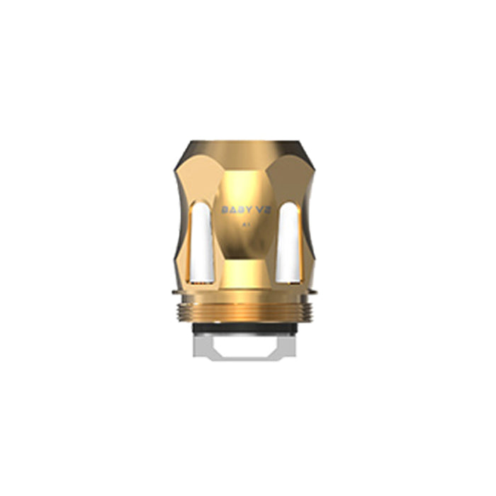 SMOK TFV8 Baby V2 A1 Replacement Coils (3 Pack) gold