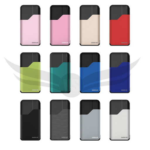 suorin air vape pod system ecig all colors