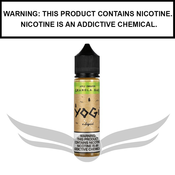 Yogi | Apple Cinnamon Granola Bar - eJuice (60ml)