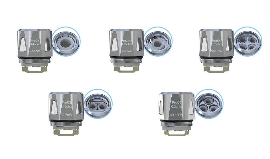 Joyetech ProC Replacement Coils (5 Pack)