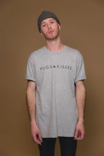 XO Hugs and Kisses T-Shirt Street Grey