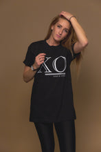 XO Hugs and Kisses T-Shirt XO Black