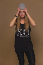 XO Hugs and Kisses Tank Top XO Black