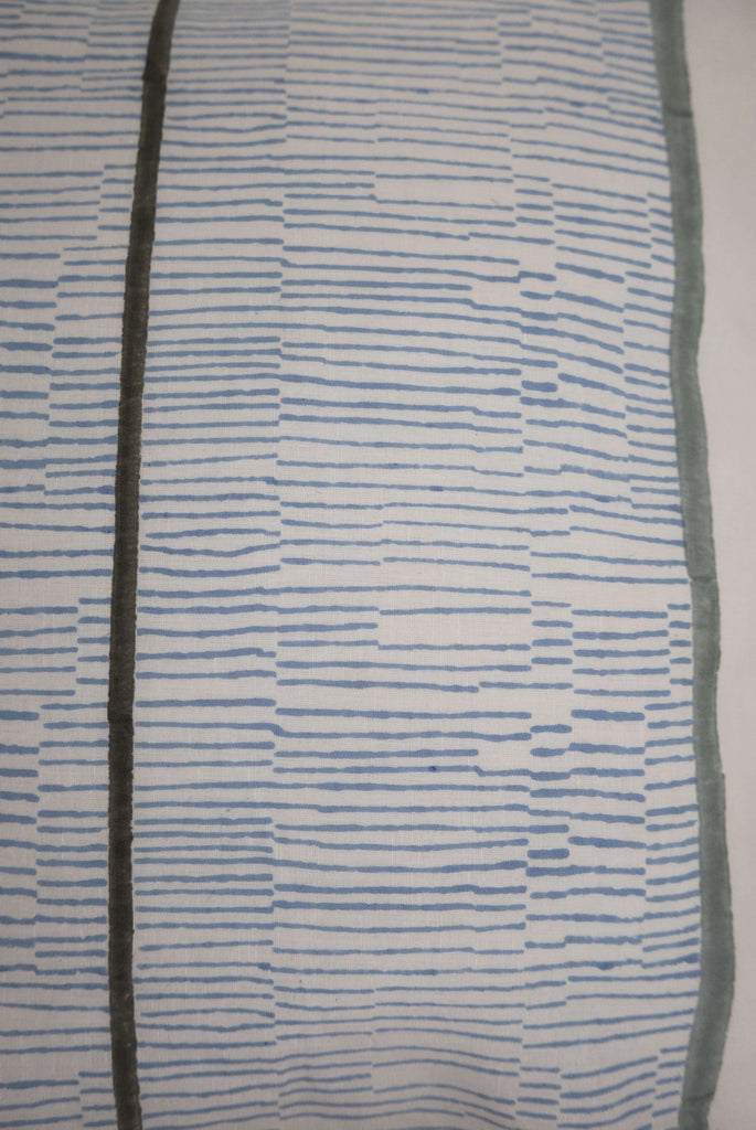 Horizon Stripe Pillow Cover
