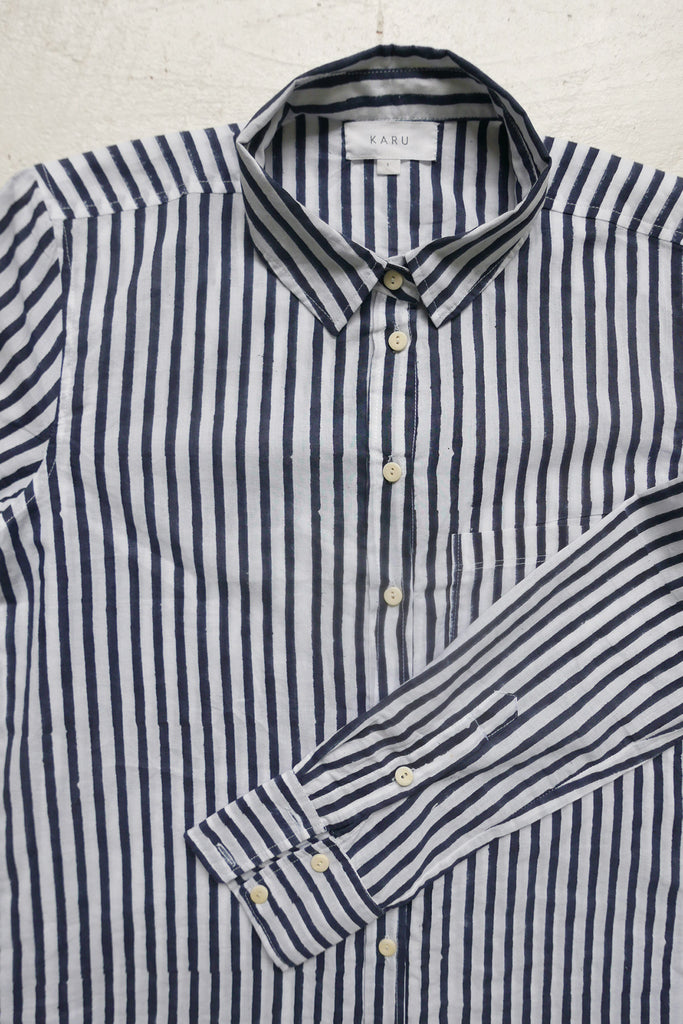 Simple Striped Shirt