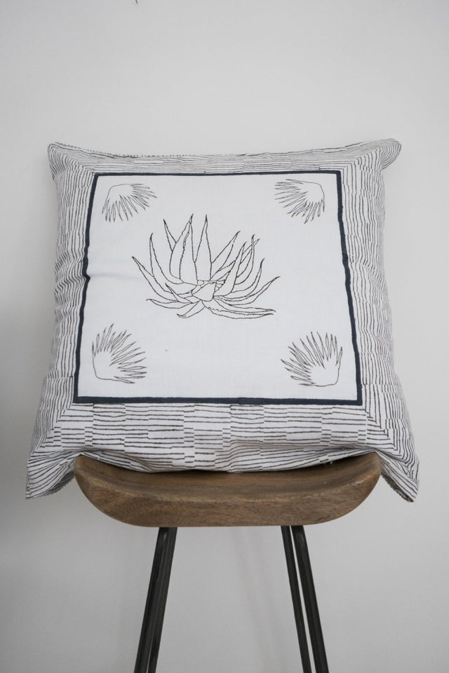 Aloe Pillow
