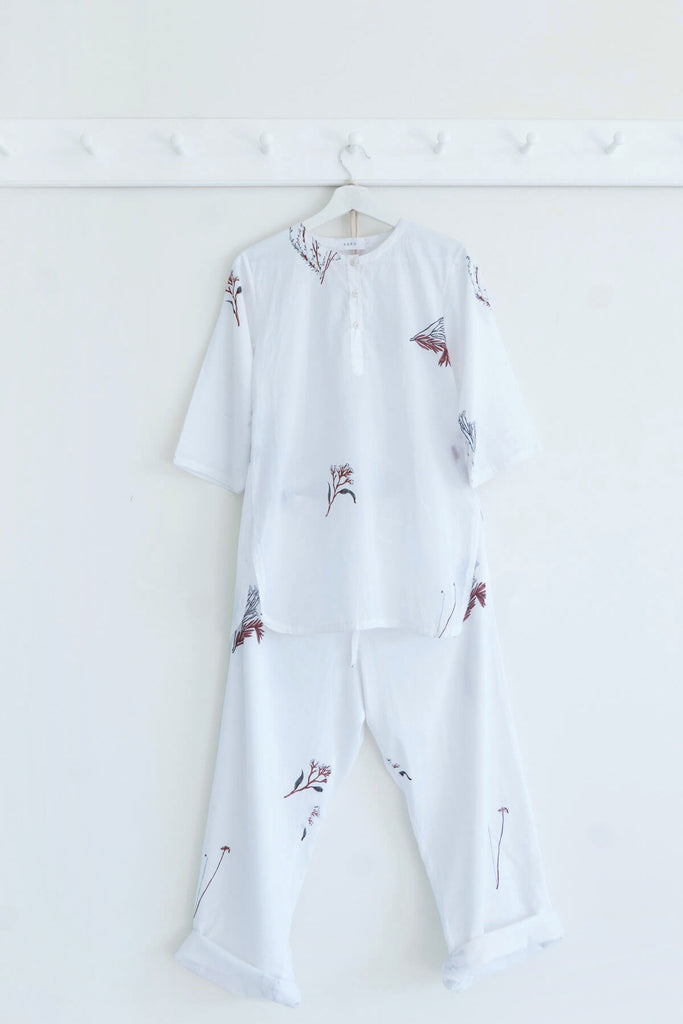Fynbos Pajamas in Organic Cotton