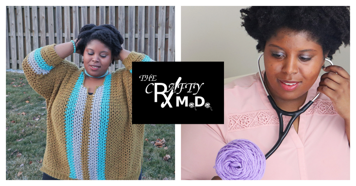 Meet Laeia J of The Crafty MD!