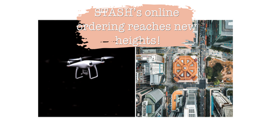 STASH's Online Ordering Reaches New Heights