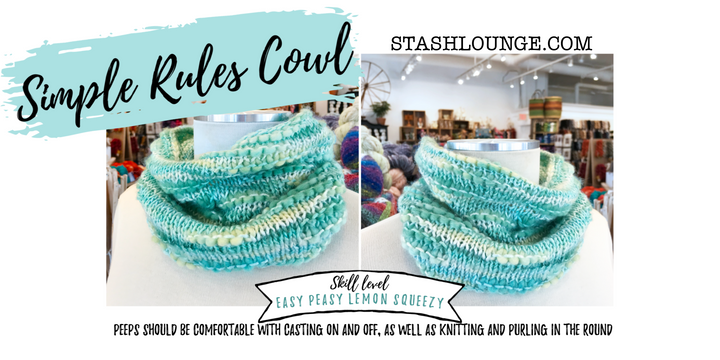 Simple Rules Cowl