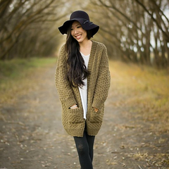 Dotty Cardigan by All About Ami