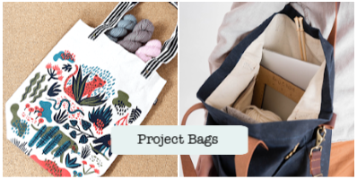 project bags galore!