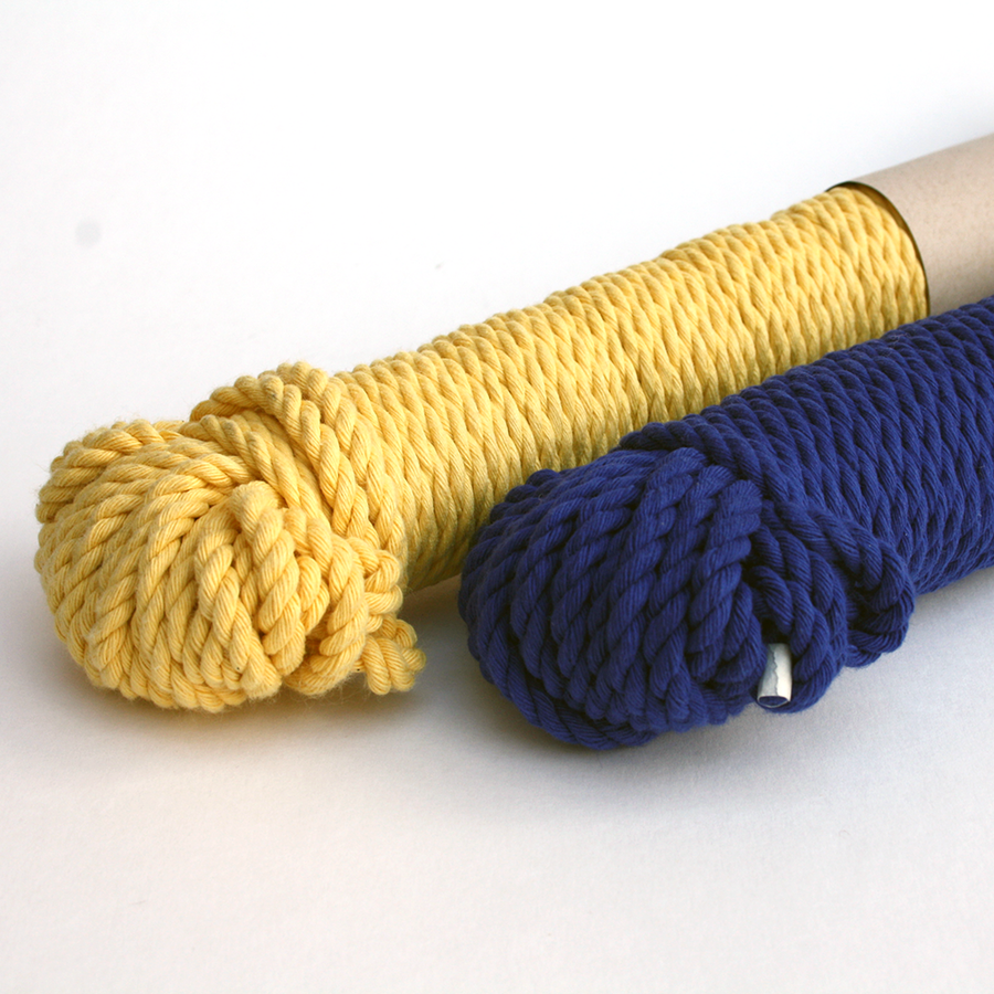 Cotton Macrame Cord 100 ft. 3mm