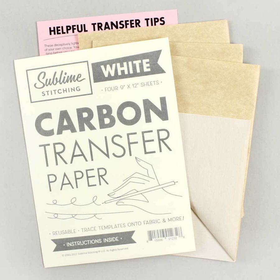 Sublime Stitching Carbon Transfer Paper
