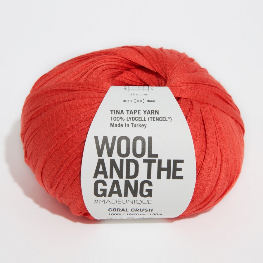 Wool & The Gang Tina Tape