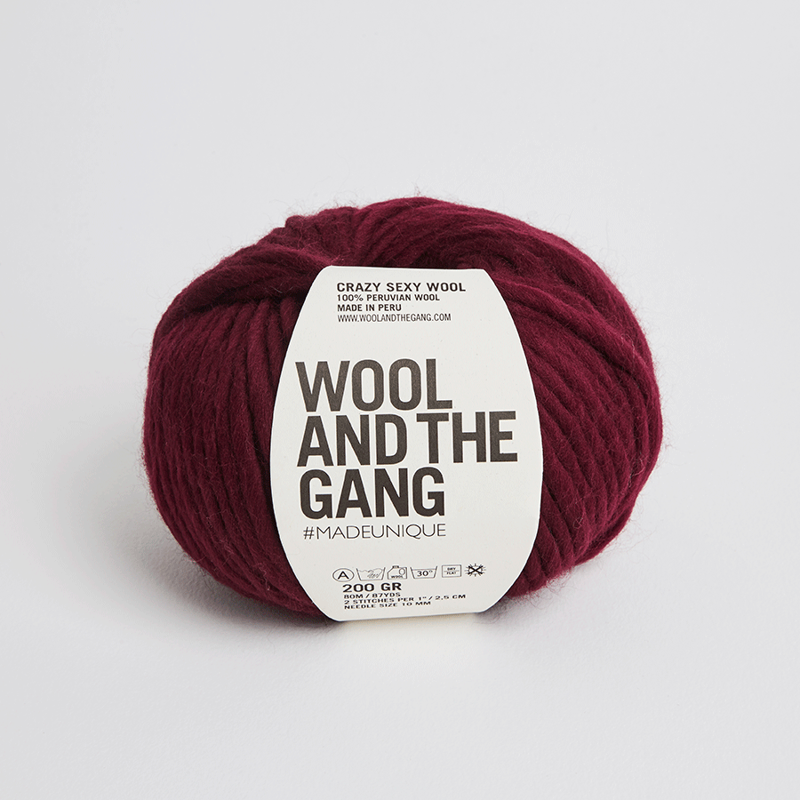 Wool & The Gang Crazy Sexy Wool
