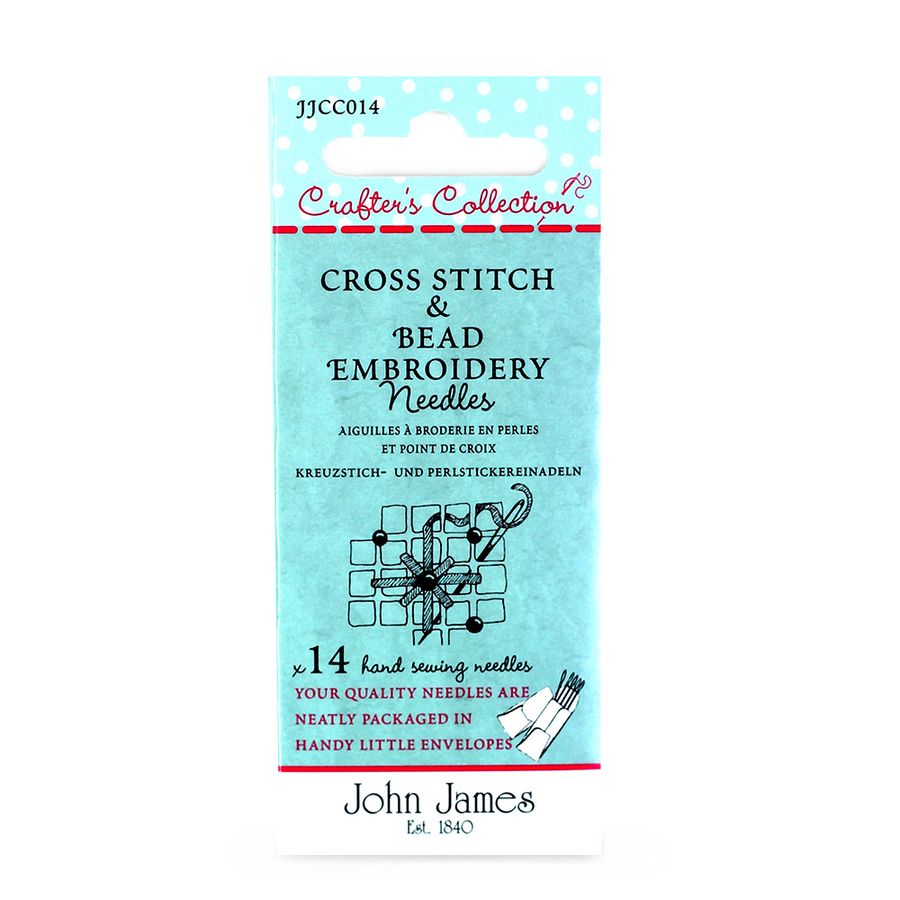 John James Crafters Collection Needles