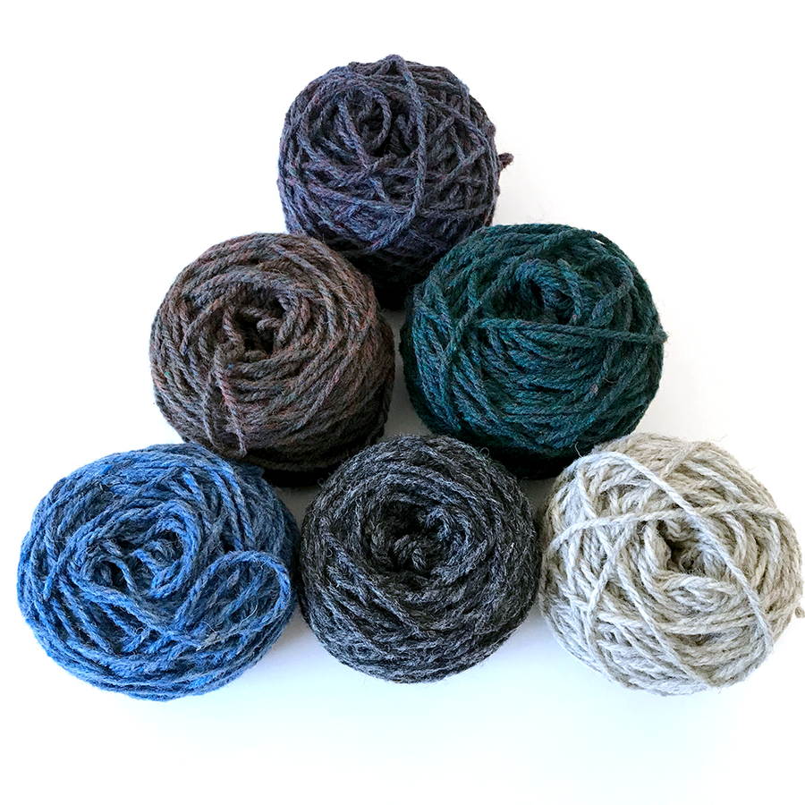 Punch Needle Yarn Multi Pack