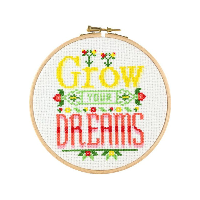 Stitchonomy Cross Stitch Kit