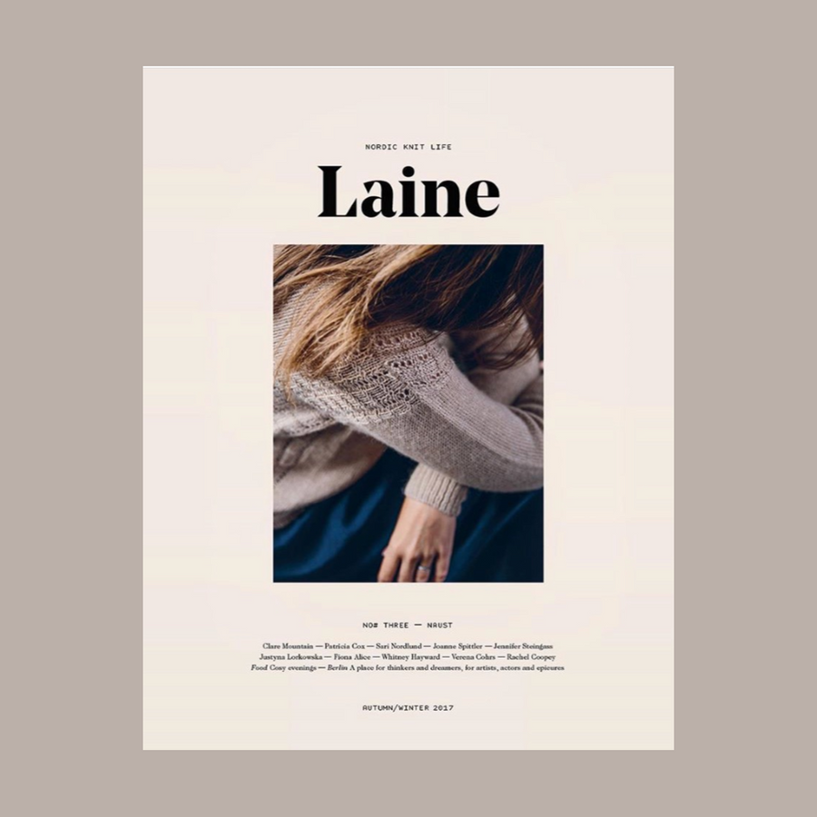 Laine Magazine No. 3