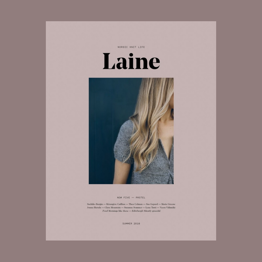 Laine Magazine No. 5