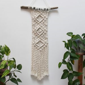 Macrame Wall Hanging -  December, 2019