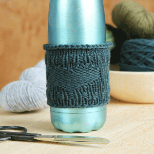 Learn to knit in the round