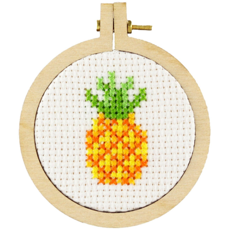 Stitchonomy Mini Cross Stitch Kit