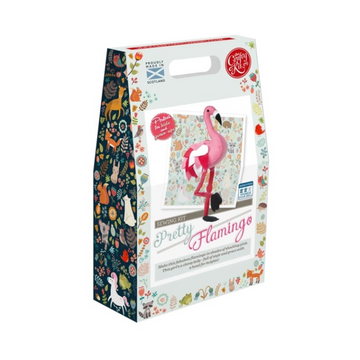 Sewing Kit: Pretty Flamingo