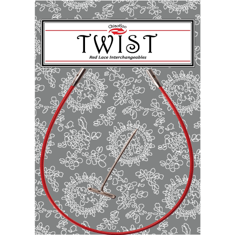 ChiaoGoo Twist Red Cable Mini (M)