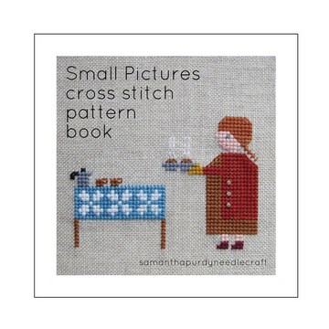 Samantha Purdy Pattern Book: Small Pictures