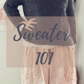 Sweater 101 - March, 2020