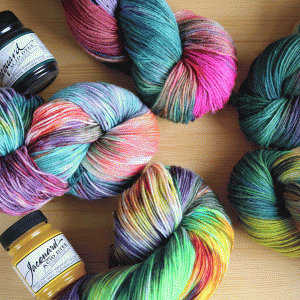 Yarn Painting - March, 2020