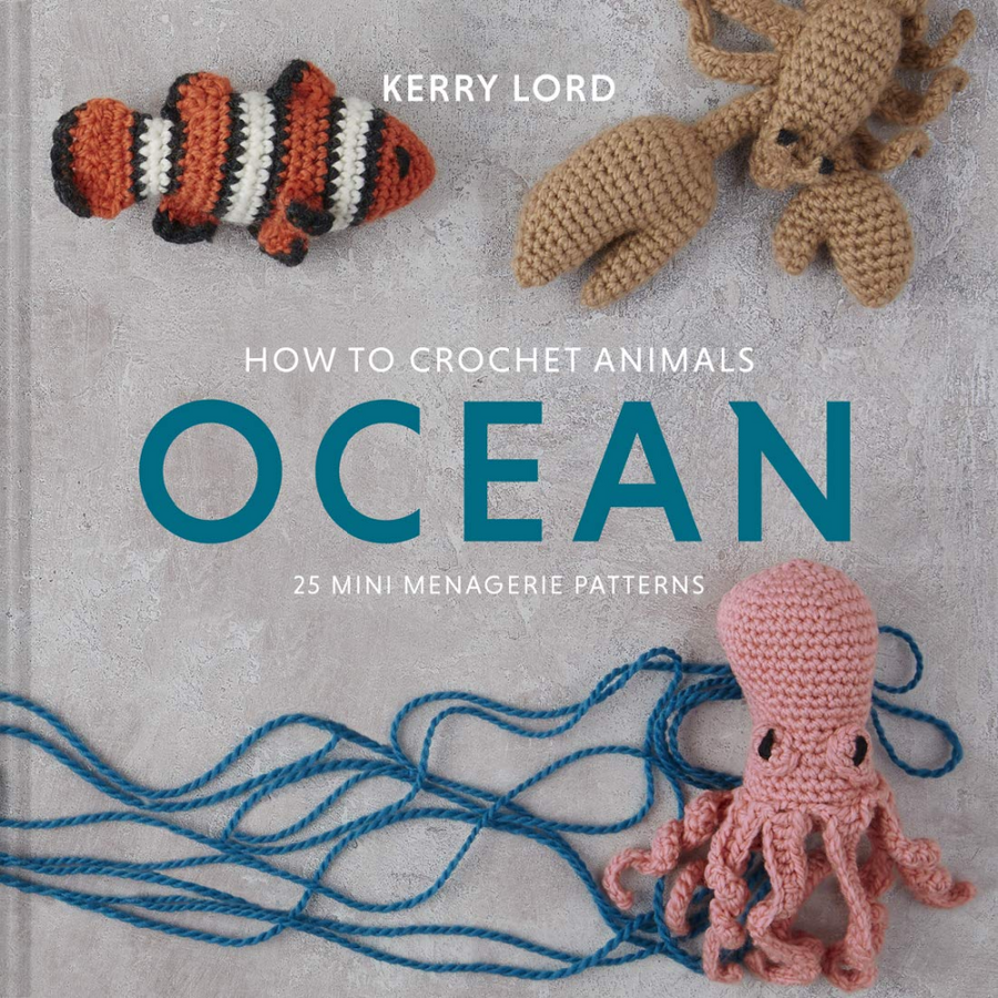 How to Crochet Animals - Ocean