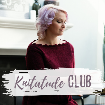 Knitatude Club - Winter 2020
