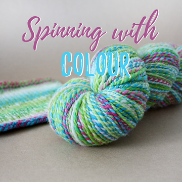 Spinning with Colour - February, 2020