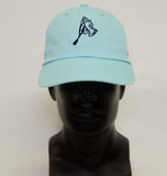 Dad Hat - Mint n' Navy