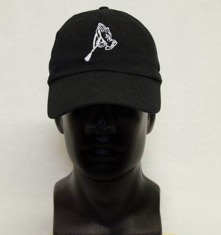 Dad Hat - Black n' White