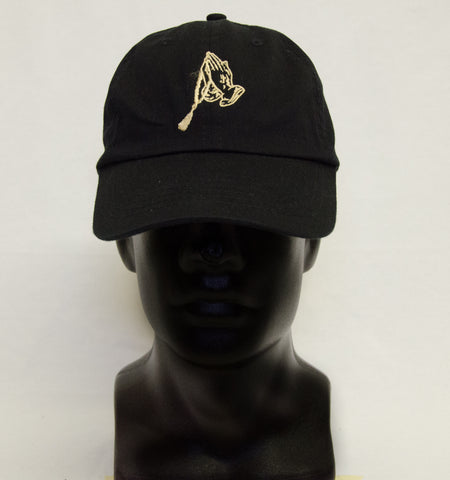 Dad Hat - Black n' Gold