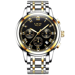 Luxury Sports Watch Full Steel