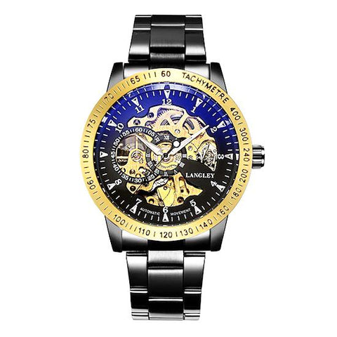 Automatic Stainless Steel Men Watches
