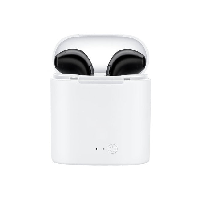Wireless Bluetooth Earbuds With Charging Box ( iOS & Android )