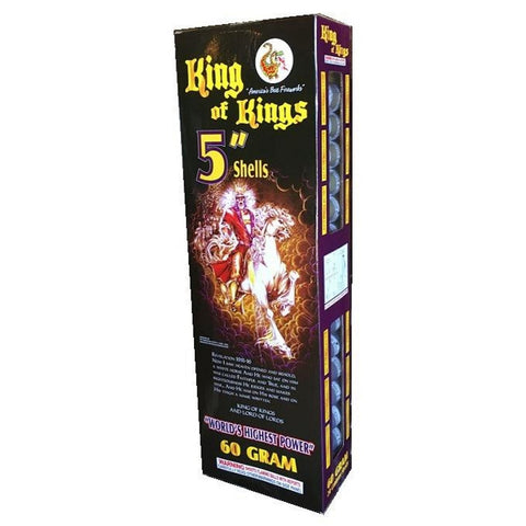 "King of Kings 5"" NEW"