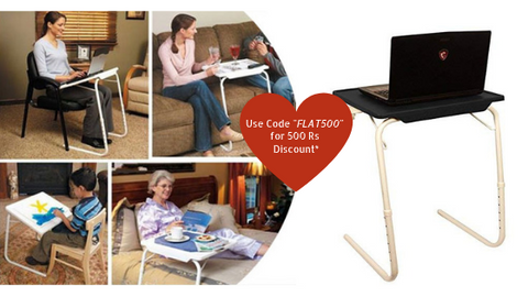 Flat 500 discount on Tablemate in India