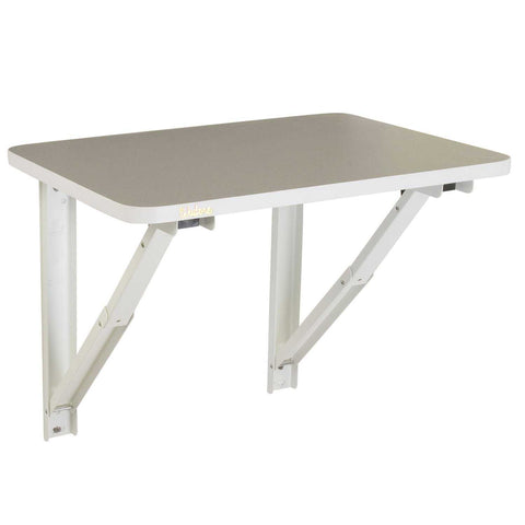 Laptop table with folding attachment | Wudore