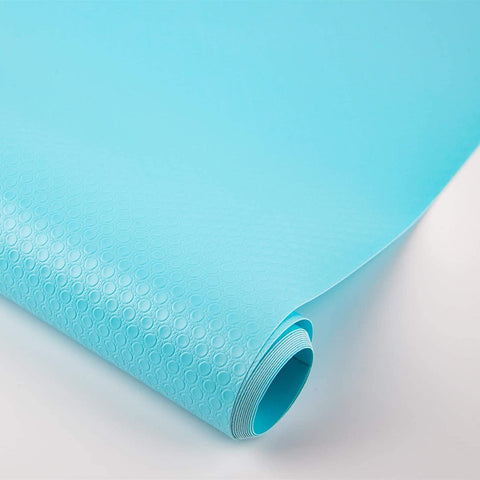 Anti Slip Mat Cupboard Liner - Blue