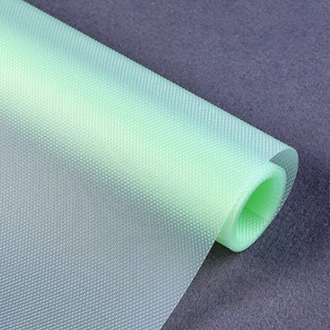 Anti Slip Mat Cupboard Liner - Green