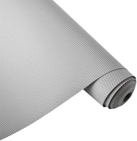 Surface Protector Mat for Office Drawer - Grey