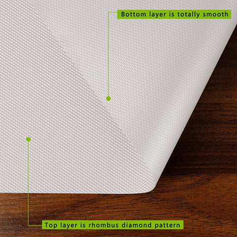 Antislip Mat Kitchen Liner - Transparent